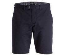 Chino-Shorts SHESHO - blau