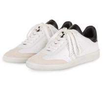 Sneaker BRYCE - WEISS/ SCHWARZ