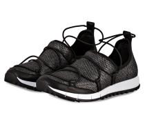 Sneaker ANDREA - schwarz/ silber