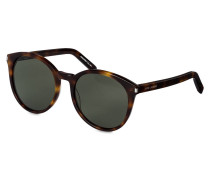 Sonnenbrille CLASSIC 6 - havana/ green