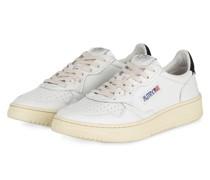 Sneaker - WEISS/ DUNKELBLAU