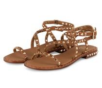 Sandalen PETRA mit Nietenbesatz