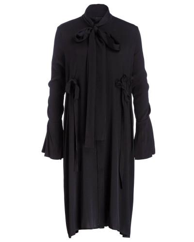 Kleid INEZ mit Seidenanteil