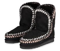 Boots ESKIMO - SCHWARZ