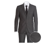 Anzug HERBY-BLAYR Slim-Fit - grau