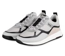 Sneaker RUNN - HELLGRAU/ SCHWARZ