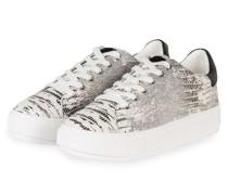 Plateau-Sneaker LANEY - WEISS