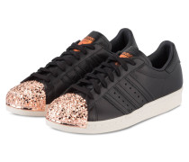 Sneaker SUPERSTAR 80s - schwarz/ kupfer