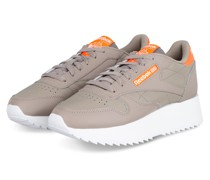 Plateau-Sneaker CLASSIC LEATHER DOUBLE