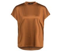 T-Shirt KALARNA im Materialmix