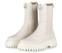 Chelsea-Boots GROOV-Y - ECRU