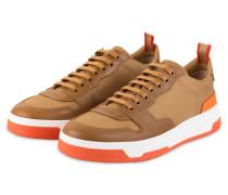 Sneaker BALTIMORE - CAMEL/ ORANGE