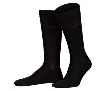 3er-Pack Socken - schwarz