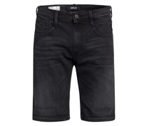 Jeans-Shorts NEW ANBASS Regular Fit