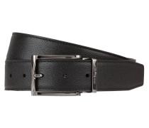 Wendegürtel - schwarz