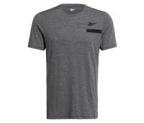 T-Shirt ACTIVCHILL mit Mesh-Rückenteil