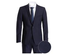 Anzug LERID-MERCER 3 Slim-Fit - blau