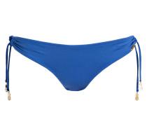 Bikini-Hose SUMMER SOLIDS - blau