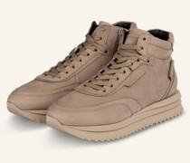 Hightop-Sneaker JAZZ - TAUPE