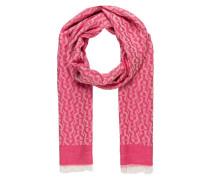 Schal - pink/ rosa