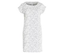 Jacquard-Kleid SMILLA - grau