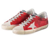 Sneaker SUPERSTAR - rot
