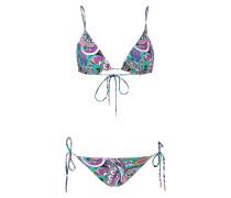 Triangel Bikini zum Wenden