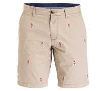 Shorts Classic-Fit - beige