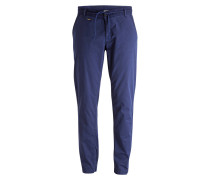 Chino Regular-Fit - blau