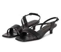Sandaletten BALI - SCHWARZ