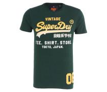 T-Shirt - dunkelgrün