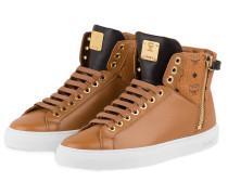 Hightop-Sneaker VISETOS - braun