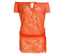 Strandkleid JAMES SEETHROUGH - orange