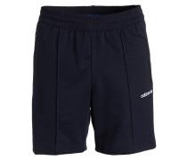 Shorts - dunkelblau/ weiss