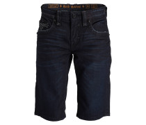Jeans-Shorts LEOTIS - blau