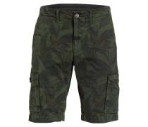 Cargo-Shorts JOHN - oliv