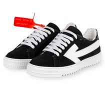 Plateau-Sneaker ARROW - SCHWARZ/ WEISS