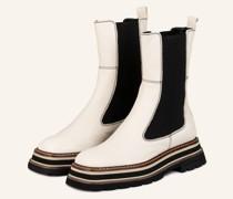 Chelsea-Boots - ECRU