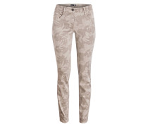 Jeans ZURI - stein/ beige