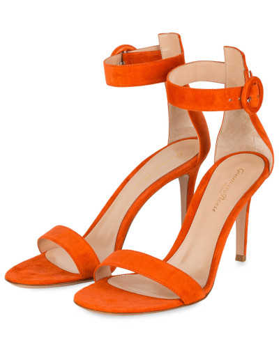 Sandaletten PORTOFINO 85 - ORANGE