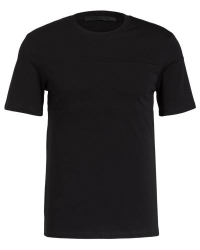 T-Shirt mit Labelprint am Rücken
