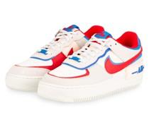 Sneaker AIR FORCE 1 - HELLGRAU/ ROT/ BLAU
