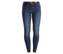 Skinny-Jeans 710 - blau