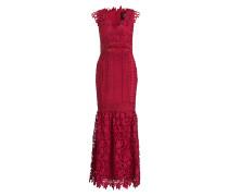 Abendkleid SAUVAN - rot