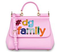 Handtasche MISS SICILY - rosa