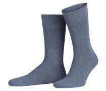 2er-Pack Socken EVERYDAY - hellblau