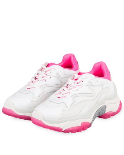 Sneaker ADDICT - WEISS/ PINK