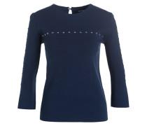 Pullover POSTILLA - blau
