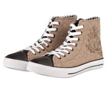 Hightop-Sneaker VICHY - beige