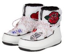 Moon Boots LOW - weiss